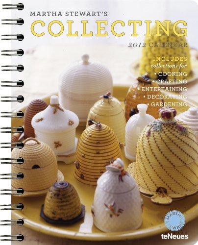 Martha Stewart's Collecting 2012 Calendar