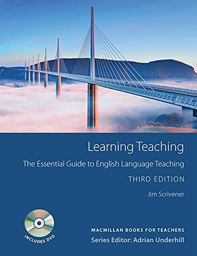 Learning Teaching: The Essential Guide to English Language Teaching [With DVD] (MacMillan Books for Teachers) by Jim Scrivener (2011-05-01)