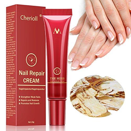 Nagel Behandlung,Nagelpilz Cream,Geeignet für Finger und Zeh gesunde Nägel,Antibakteriell und pflegend