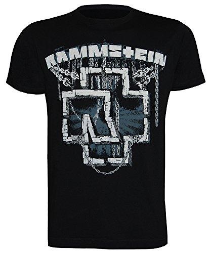 "Rammstein, T-shirt ""In Ketten"" (XXL)"