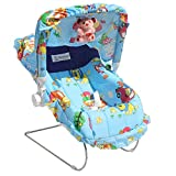 #9: Ehomekart Carry Cot 10 in 1 (Colour/Print May Vary)