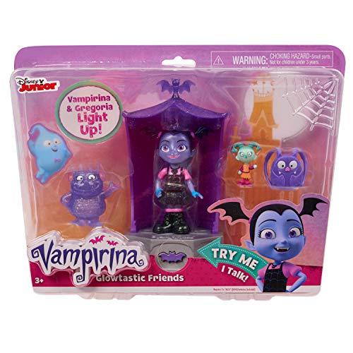 Vampirina-78020 Playset Amigos Glowtásticos (78020)