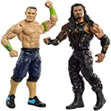 WWE John Cena vs Roman Reigns  Battle Pack Playset, Multicolore, GBN51