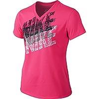 Nike Leg Tracer tee YTH - Camiseta de Fitness y Ejercicio para niñas - Cosmética y perfumes - Comparador de precios