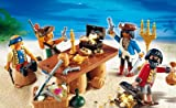 PLAYMOBIL® 4292 - Piraten - Piratenbande mit Beuteschatz