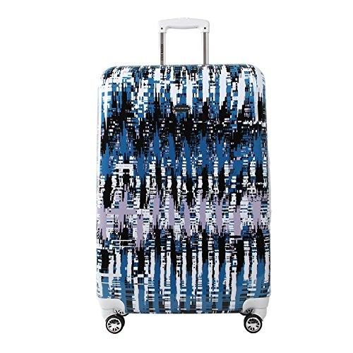 Steve Madden ,  Damen Koffer mehrfarbig City Scape Einheitsgröße (Briggs Und Riley 30)