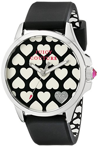 Juicy Couture Donne Jetsetter Analog Informale Di quarzo Reloj 1901220