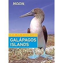 Moon Galápagos Islands (Moon Handbooks)