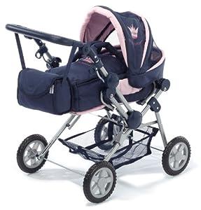 KNORRTOYS.COM Knorr 11497 Mioux - Cochecito de bebé de Juguete