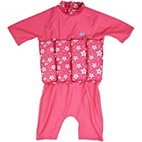 Splash About Kids Sun Protection Float Suit - Pink Blossom, 2-4 Years by Splash About