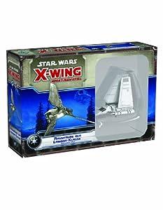 Heidelberger hei0410-Star Wars X-Wing?: Navette Spatiale de la Classe Lambda-Extension Pack