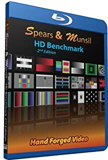 Spears & Munsil HD Benchmark and Calibration Disc, 2nd Edition (B00CKWI13O) | Amazon price tracker / tracking, Amazon price history charts, Amazon price watches, Amazon price drop alerts