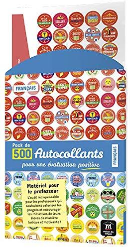 Zoom: Pack de 500 Autocollants pour l'evaluation
