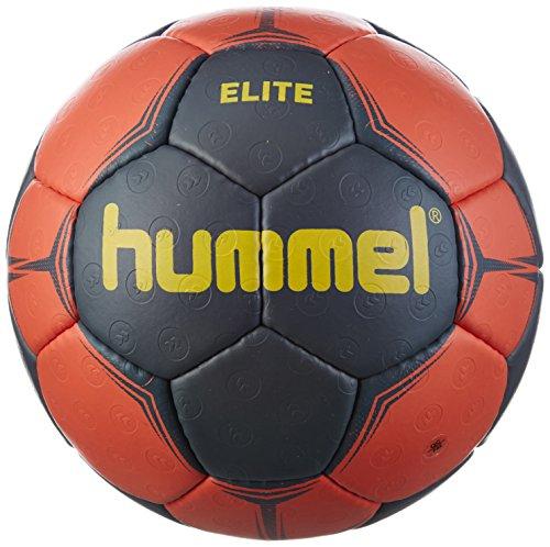 hummel Erwachsene Elite Handball Ombre Blue/Nasturtium/Yellow 3