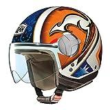 Casco Moto Jet Nolan N20 Traffic Rider Plus Kangaroo Tg.XXS