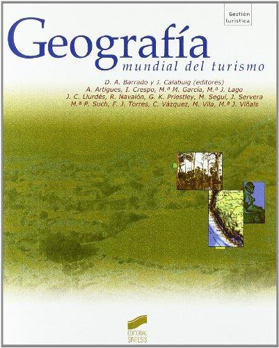 Geografía mundial del turismo (Gestión turística)