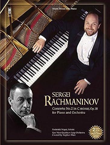 Rachmaninov - Concerto No. 2 in C Minor, Op. 18: 2-CD Set Piano