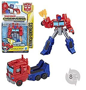 Transformers - Cyberverse Warrior Optimus Prime (Hasbro E1901ES0)