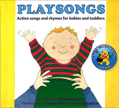 Songbooks - Playsongs: Action songs and rhymes for babies and toddlers