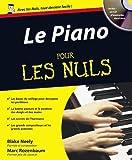 le piano pour les nuls 1cd audio de neely blake 2005 broch?