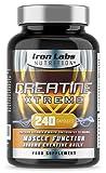Creatine Xtreme: Verbesserte Kreatin-Monohydrat-Tabletten (4.200 mg Dosis – 240 Kapseln) Verbessertes Kreatin-Ergänzungsmittel mit Alphaliponsäure (240 Kapseln)