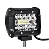 Best GENERIC Kits Wiring Harnesses - 2PCS 4 inch 3 Rows Led Work light Review