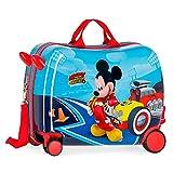 Disney Lets Roll Mickey Kindergepäck 50 centimeters 39 Mehrfarbig (Multicolor)