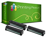 Printing Pleasure 3scx-3201Kompatible MLT-D1042S Toner Patronen für Samsung ML-1660ML-1665ML-1670ML-1675ML-1865ML-1865W SCX-3200SCX-3205SCX-3205W SCX-scx-3217scx-3218ml-1661ml-1666–Schwarz, hohe Kapazität