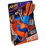 Missile con fischio Nerf VORTEX - arancione e verde - set