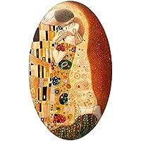 Lo Scarabeo - Kristallobject: Magnet Klimt (Lovers) 1St. (HxTxB: 45x18x33mm) preisvergleich bei billige-tabletten.eu