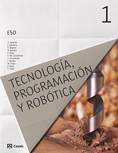 Tecnología, Programación y Robótica 1 ESO 2015-9788421860212