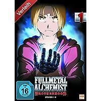 Fullmetal Alchemist Brotherhood - Vol. 1