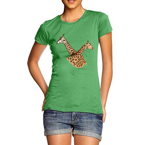 TWISTED ENVY -  T-shirt - Maniche corte - Donna Verde