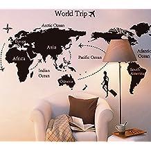 Suchergebnis auf Amazon.de für: reise wandtattoo