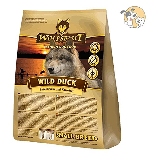 Wolfsblut | Wild Duck Small Breed | 15 kg - 2