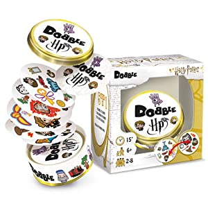 Asmodee Italia - Dobble Harry Potter Juego de Mesa, Color 8243