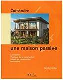 Construire une maison passive