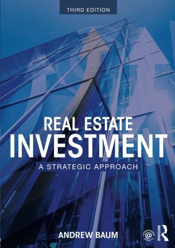 Real Estate Investment (Real Estate Investments)