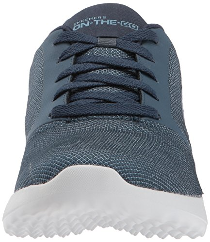 Skechers Damen On-The-Go City 3.0-Optimize Ausbilder Blau (Navy)