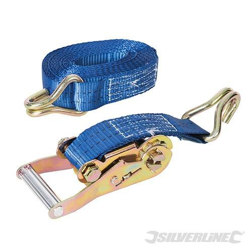Silverline 785253 - Correa Amarre trinquete