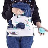 TianranRT Elektrisch Nähen Studio Maschine Nähen Intelligenz Aktivitäten Spielzeug Für Mädchen Kinder