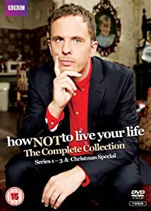 How Not to Live Your Life - Series 1-3 Boxset [Import anglais]