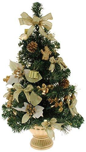 werchristmas-beleuchteter-weihnachtsbaum-dekoriert-tischdekoration-gold