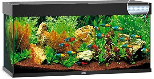 JUWEL Aquarium Rio 180 LED Aquarium, schwarz - 3