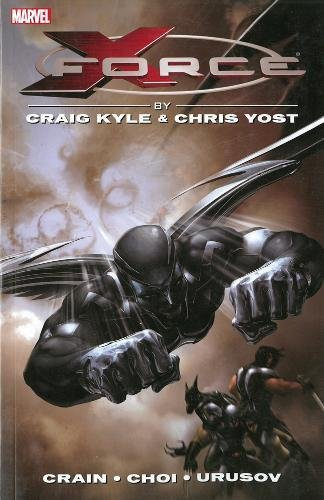 X-FORCE BY KYLE AND YOST COMPLETE COLLECTION 01