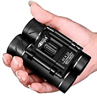 UrChoiceLtdŽ New Bijia 40X22 Portable HD Optic Zoom Lens FMC BaK4 Night Vision Full Metal Binoculars Telescope for Hunting and Outdoor Travel (Black 3)