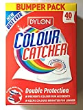 DYLON Colour Catcher Bumper Pack of 40! AS SEEN ON TV!!! - The UK's Number One Colour Catcher!!