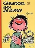 Gaston (Edition 2018) - tome 3 - Gala de gaffes (Edition 2018)