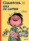 Gaston, tome 3 : Gala de gaffes par Franquin
