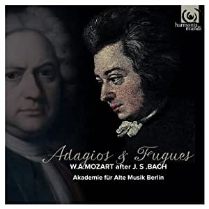 Mozart / Adagios & Fugues After Bach